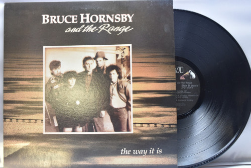 Bruce Hornsby And The Range [브루스 혼스비] ‎– The Way It Is ㅡ 중고 수입 오리지널 아날로그 LP