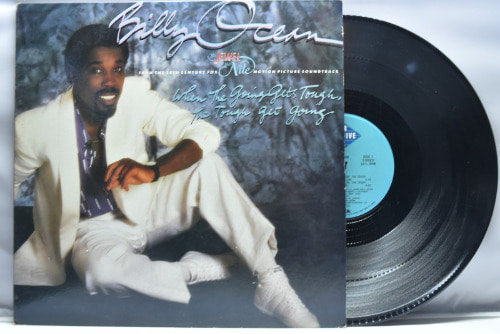 Billy Ocean [빌리 오션] ‎– When The Going Gets Tough, The Tough Get Going ㅡ 중고 수입 오리지널 아날로그 LP