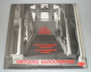 Virtuose Barockmusik - Esther Nyffenegger