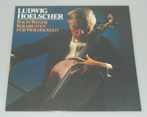 Bach - Cello Suite No.1/ Reger - Cello Suite No.2 - Ludwig Hoelscher