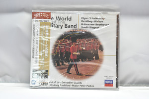 The World of  The Military Band ㅡ수입 미개봉 클래식 CD