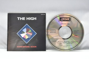 The High - Somewhere Soon (0178) 수입 중고 CD