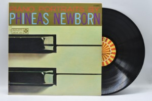 Phineas Newborn[피니어스 뉴본]-Piano Portraits By Phineas 중고 수입 오리지널 아날로그 LP