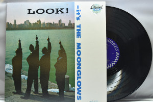 The Moonglows [문글로우즈] - Look! It's The Moonglowsㅡ 중고 수입 오리지널 아날로그 LP