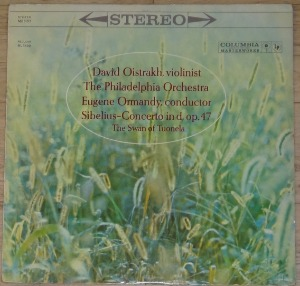 Sibelius- Violin Concerto in D minor 外 - David Oistrakh
