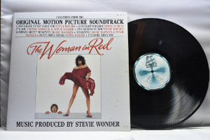 Steve Wonder - The Woman In Red (Selections From The Original Motion Picture Soundtrack) ㅡ 중고 수입 오리지널 아날로그 LP